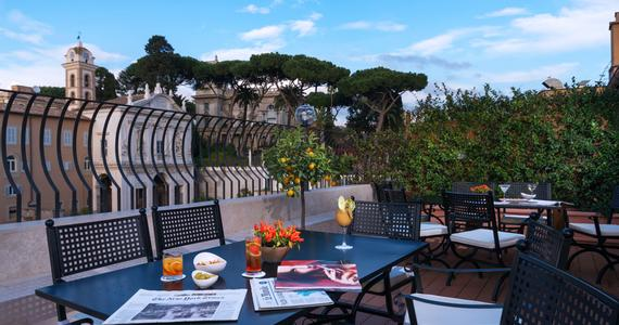 Hotel degli Artisti | Rome | In the heart of Rome!